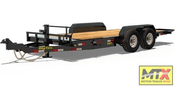 2021 Big Tex 20' 14FT 14K Tilt Trailer
