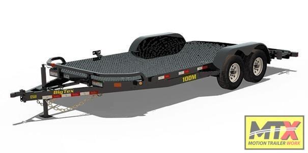 2021 Big Tex 20' 10DM 10K Car Trailer