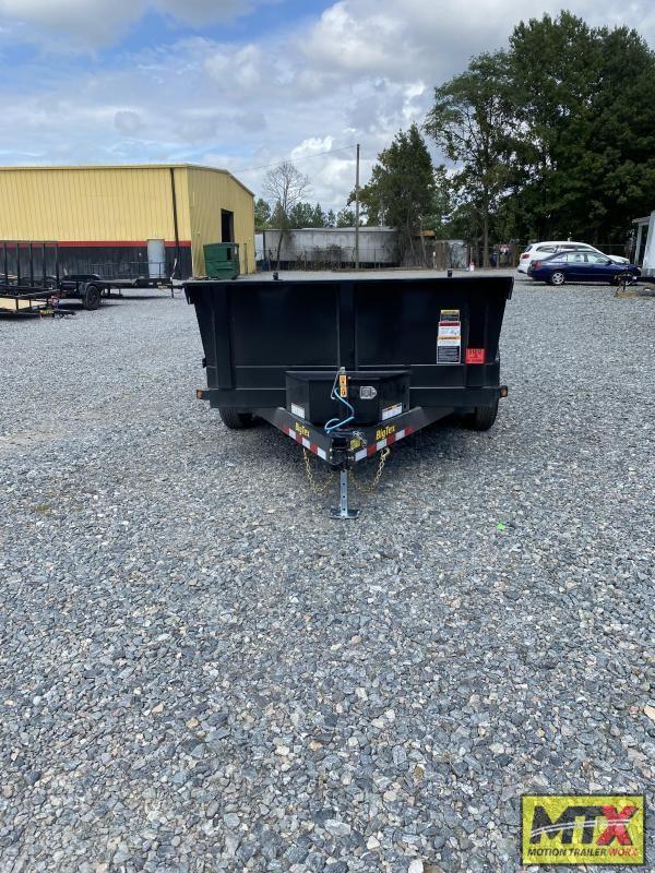 2022 Big Tex 7x12 10SR 10K Dump w/ Slide in Ramps