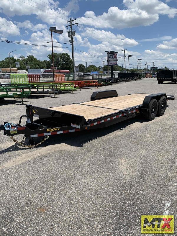 2022 Big Tex 20' 14TL 14K Tilt Trailer