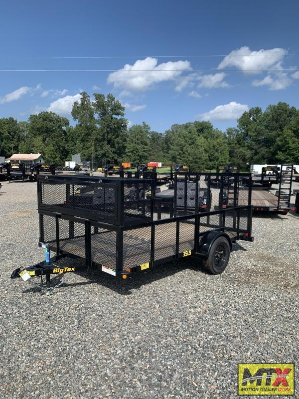 2021 Big Tex  6x12 35LS Landscape Trailer