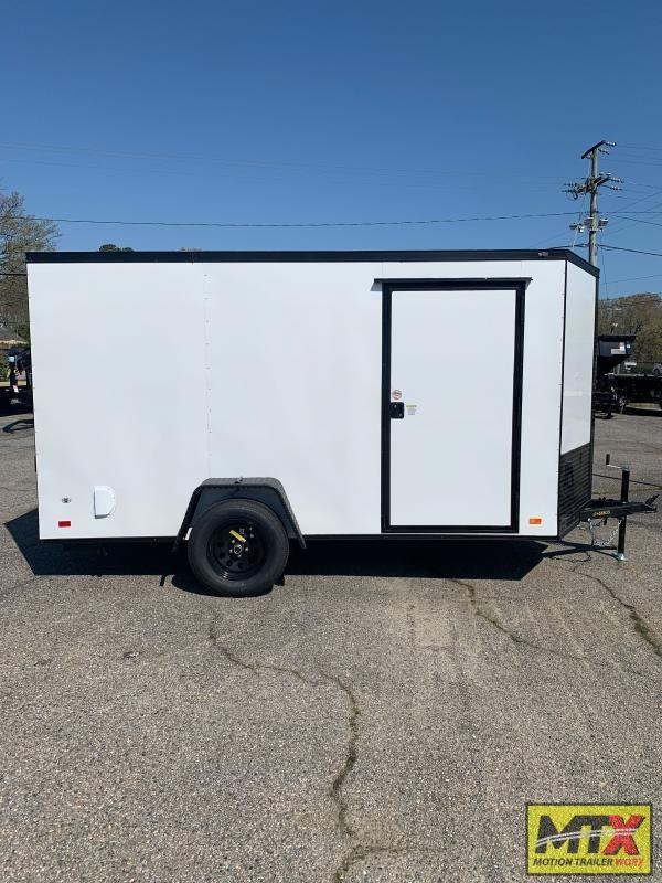 2021 Covered Wagon  6x12 Gold Series w/ Ramp