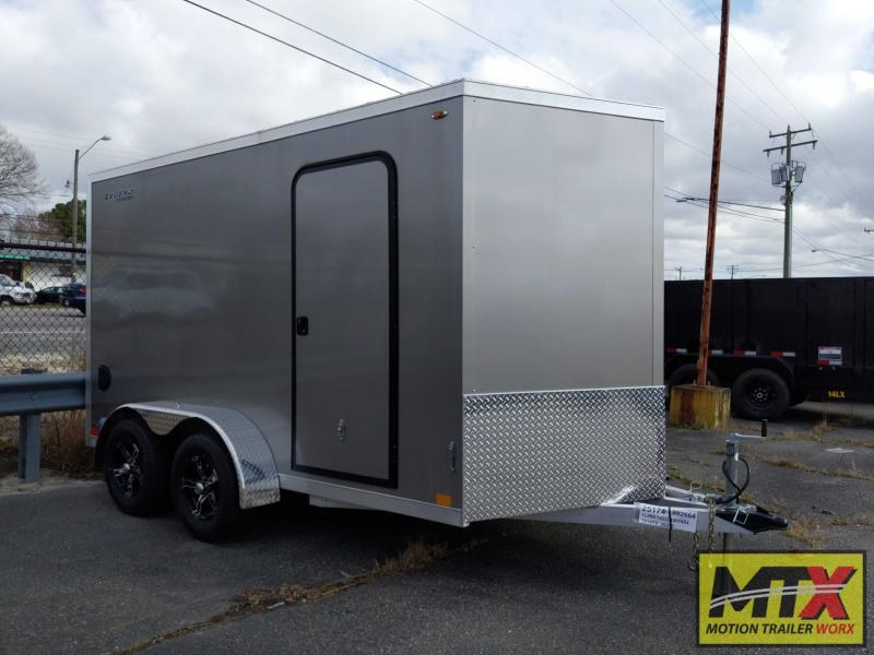 2020 Legend ALL ALUMINUM 7x14 w/ Ramp Door