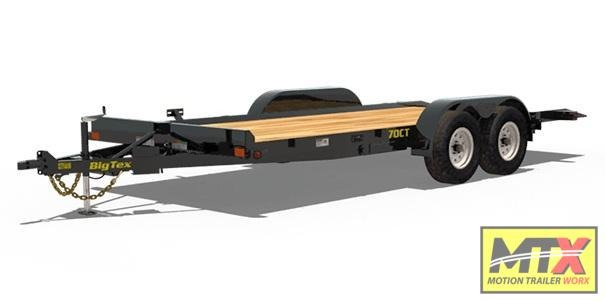 2019 Big Tex 20' 70CT Power Tilt Trailer