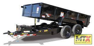 2021 Big Tex 6x10 90SR 10K Dump