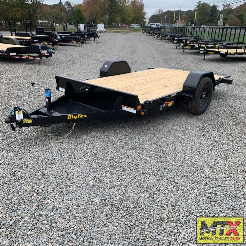 2021 Big Tex 13ft 70ST 7K Tilt Equipment Trailer