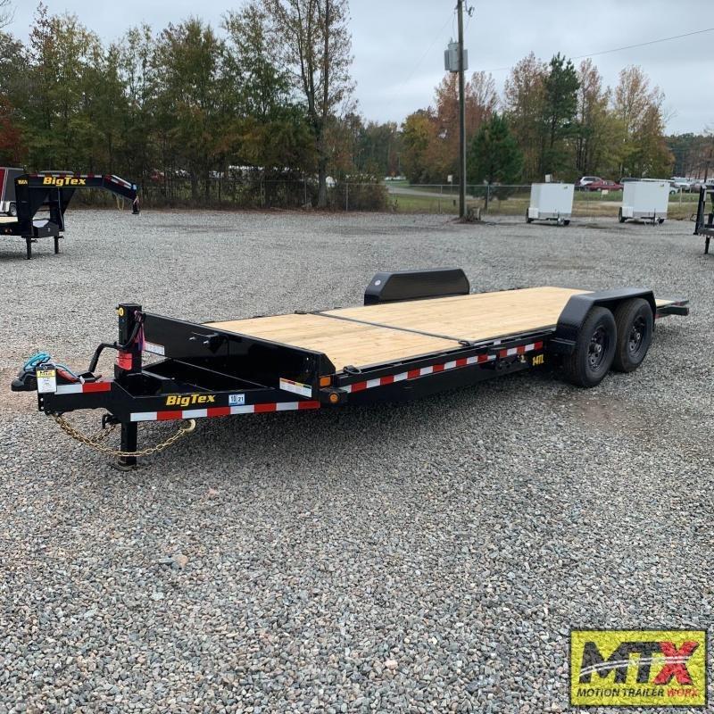 2021 Big Tex 22' 14TL 14K Tilt Trailer