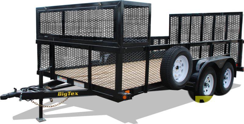 "2021 Big Tex 20"" 10LR 10K Landscape Trailer"