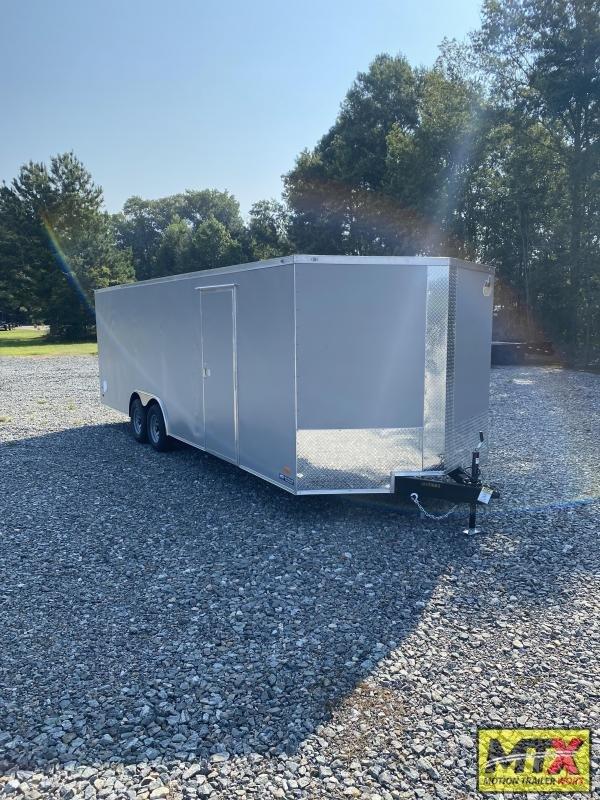 2022 Covered Wagon 8.5x24 10K Gold Series w/ Ramp