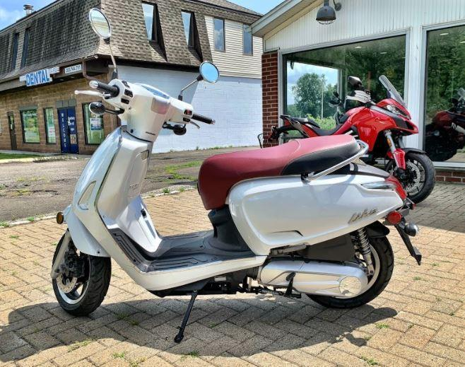 2018 Kymco Like 150i ABS Motorcycle