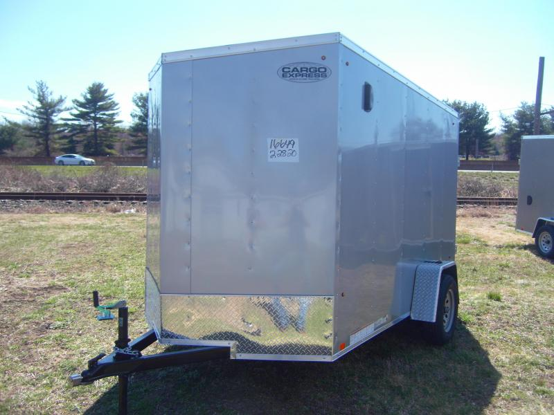 2021 Cargo Express EX 6X10SI2 DLX Enclosed Cargo Trailer