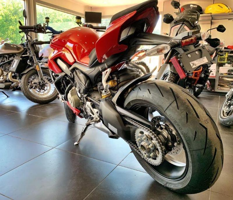 2020 Ducati Streetfighter V4S