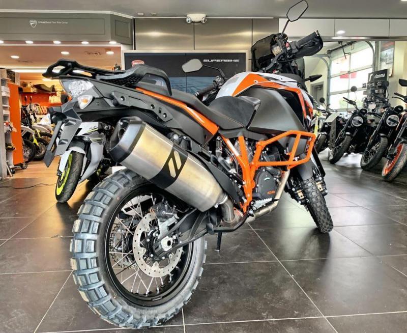 2020 KTM 1290 Super Adventure R