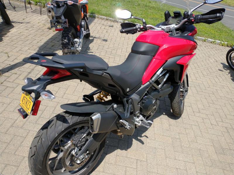 2017 Ducati Multistrada 950 Motorcycle