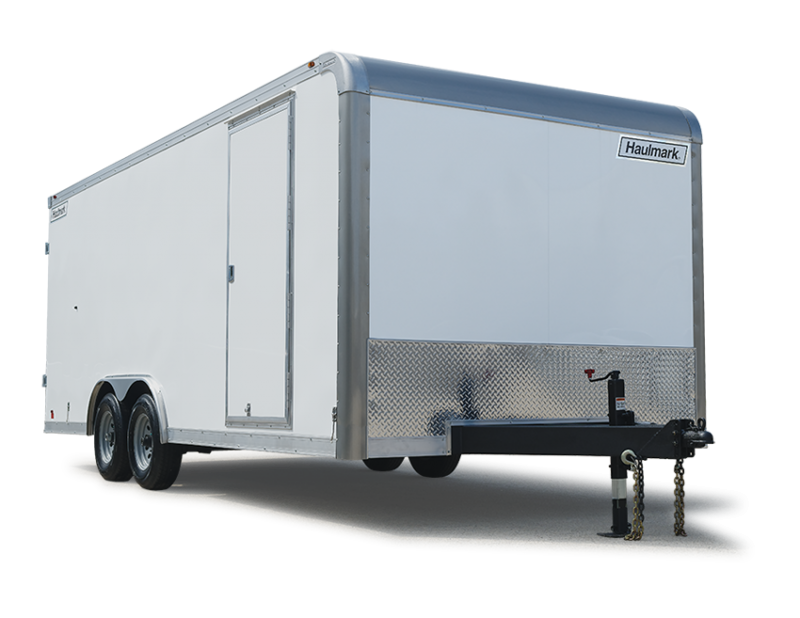 2020 Haulmark GRIZZLY HD-ACG - Model GRHD718T2 Enclosed Cargo Trailer