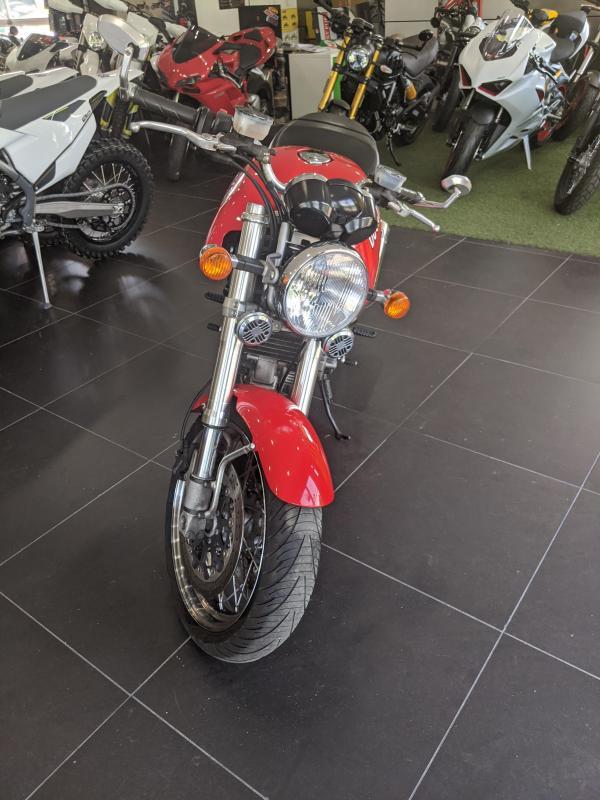2010 Ducati GT 1000 Motorcycle