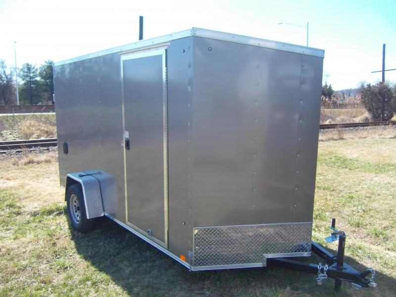 2021 Cargo Express EX6X12SI2 Enclosed Cargo Trailer