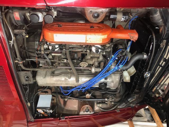 1972 DATSUN 240 Z 4 SPEED