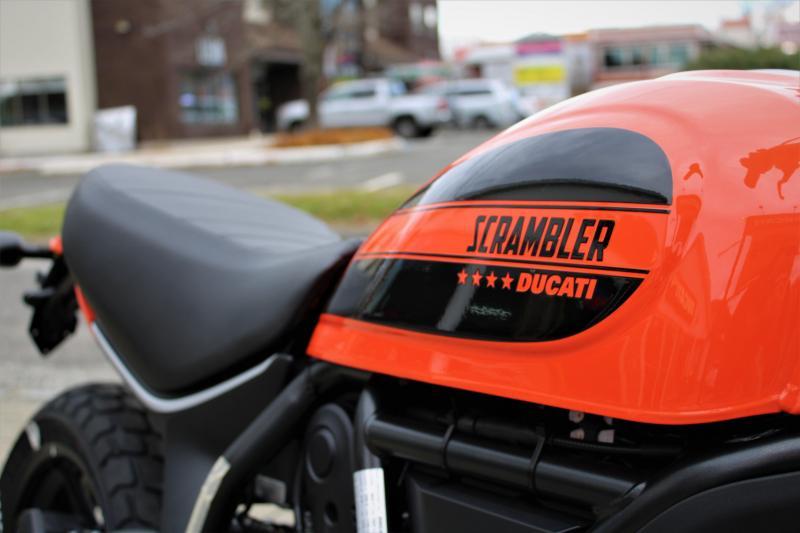 2020 Ducati Scrambler Sixty2