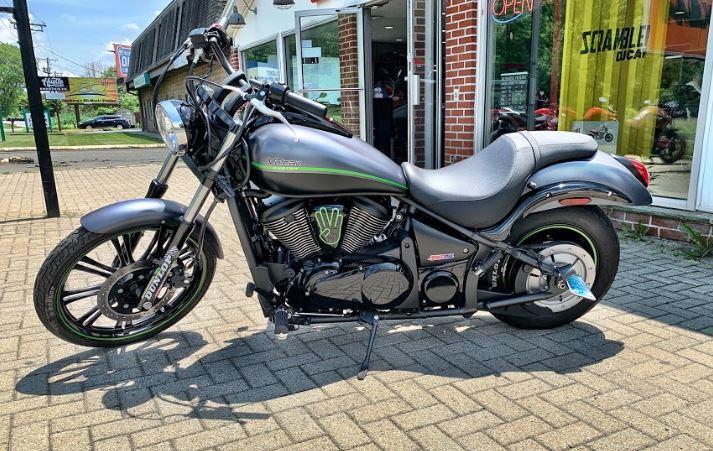 2013 Kawasaki Vulcan 900 Custom Motorcycle