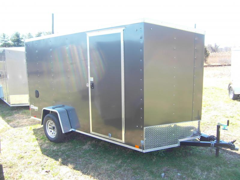 2021 Cargo Express EX 6X12SI2 DLX Enclosed Cargo Trailer