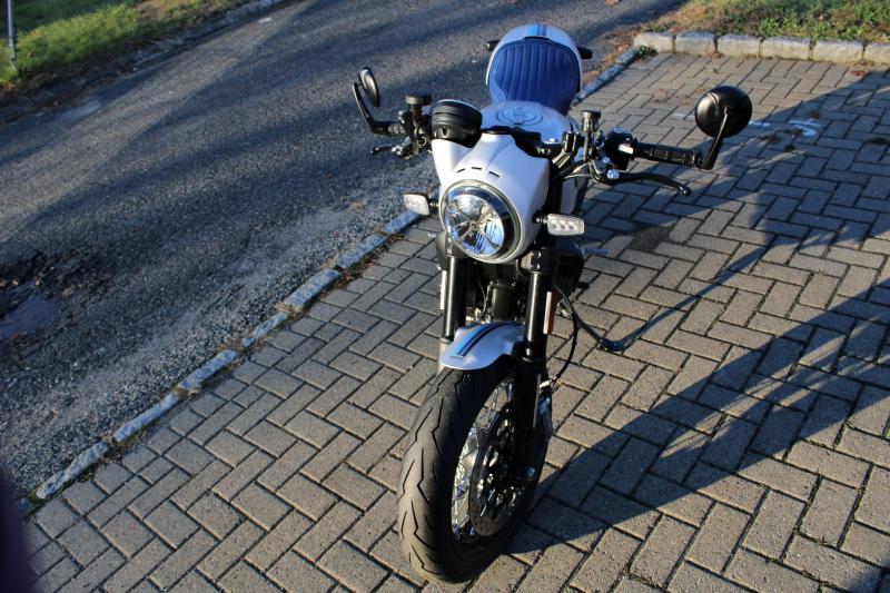 2020 Ducati Scrambler Cafe Racer