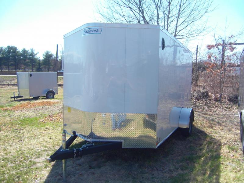 2020 Haulmark TSV712S2 Enclosed Cargo Trailer