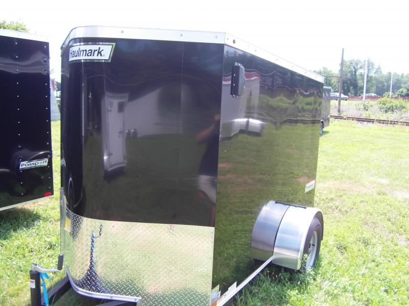 NEW Haulmark TSV58S2 Enclosed Cargo Trailer