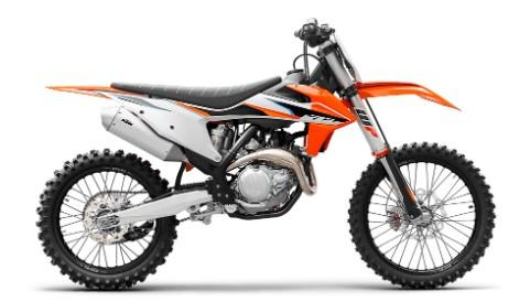 2022 KTM 450 SX-F Motorcycle