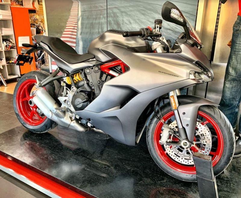 2020 Ducati Supersport