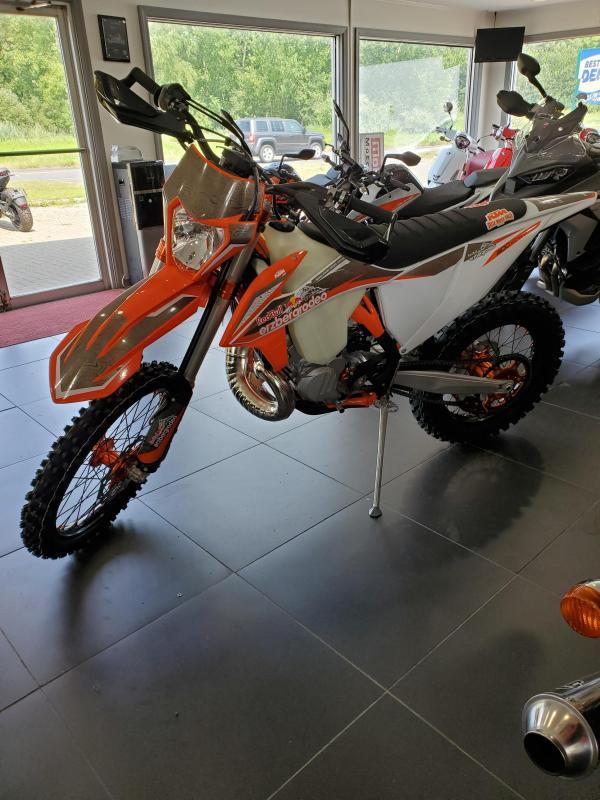 2022 KTM 300 XC-W TPI ERZBERGRODEO Motorcycle (Dirt / Motocross)