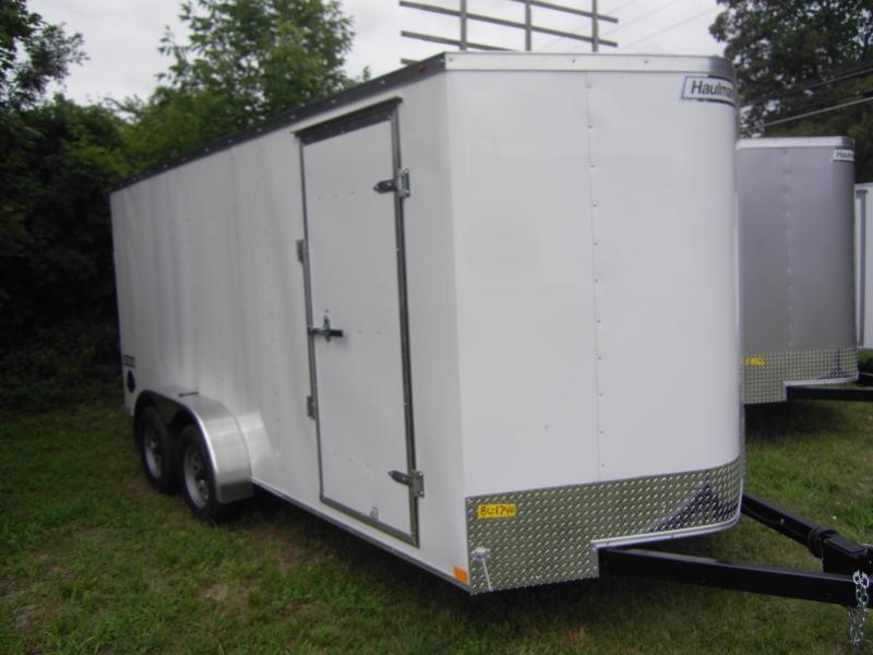 2020 Haulmark PP716T2 Enclosed Trailer