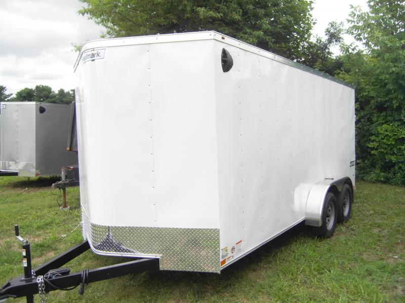 2020 Haulmark PP716T2 Enclosed Trailer