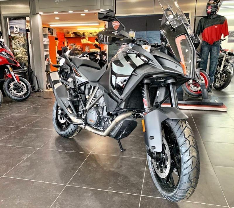 2020 KTM 1290 Super Adventure S