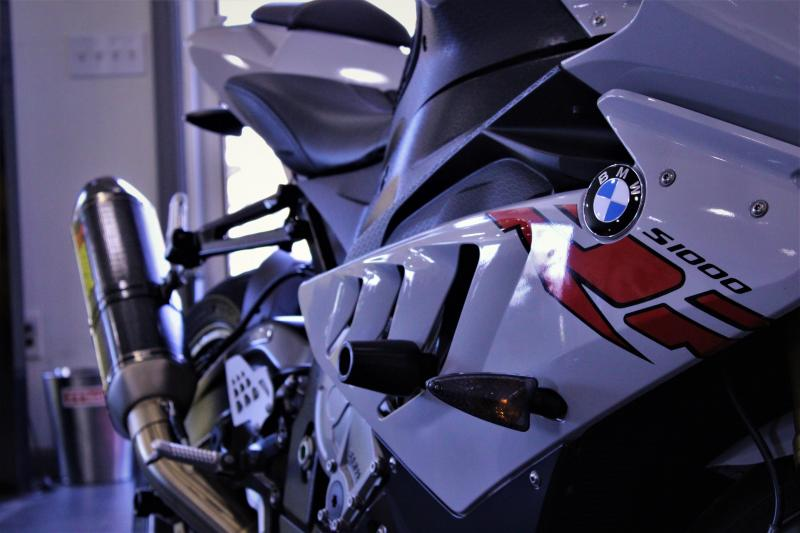 2010 BMW S1000RR Motorcycle