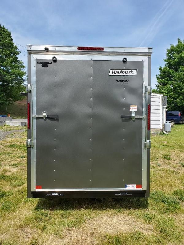 2021 Haulmark PP612S2-D Utility Trailer 7' interior height