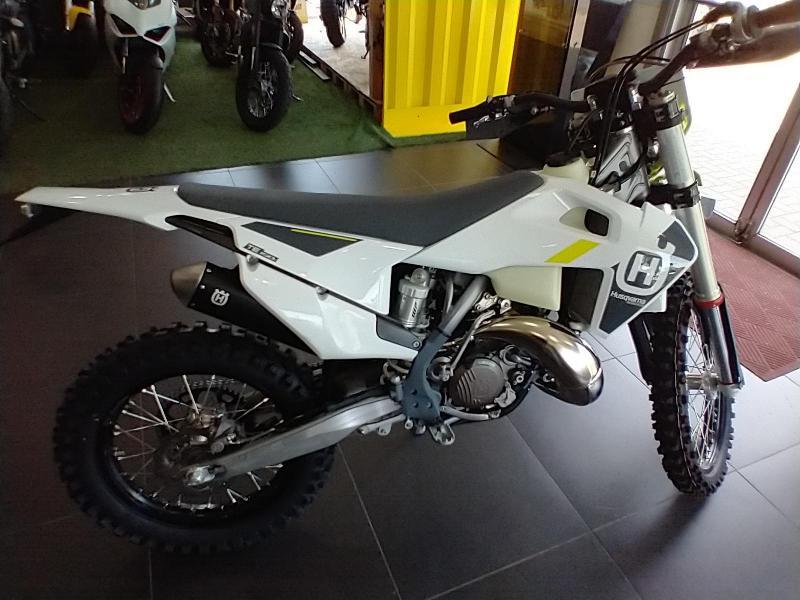 2022 Husqvarna TE 150i Motorcycle in stock now!