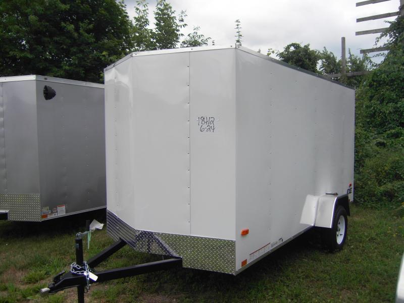 2020 Cargo Express EXE 6X12 S Enclosed Cargo Trailer