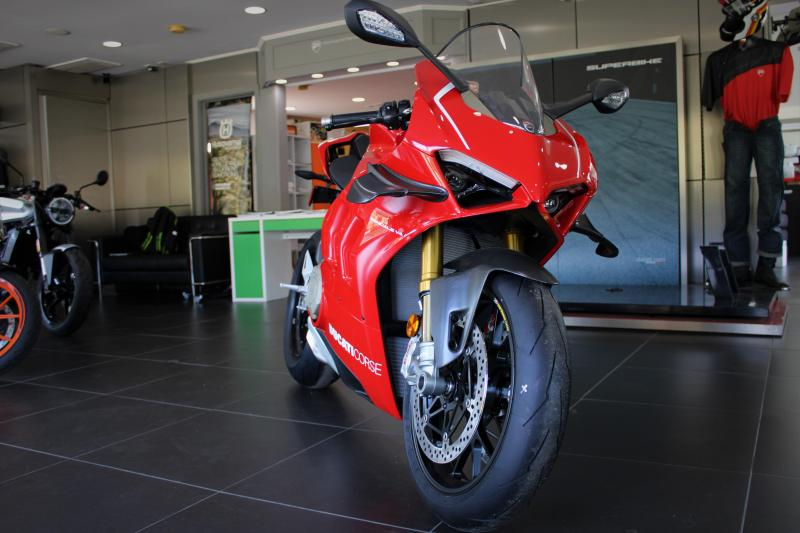 2020 Ducati Panigale V4 R Motorcycle
