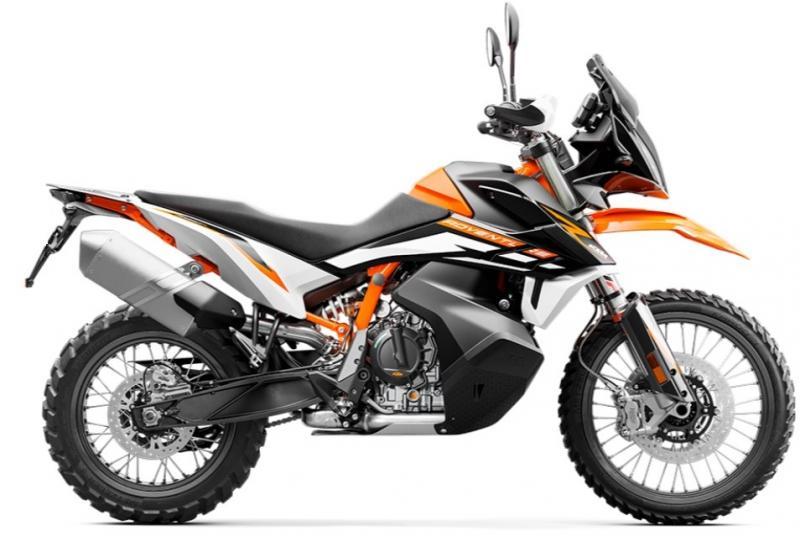 2021 KTM 890 Adventure R Motorcycle
