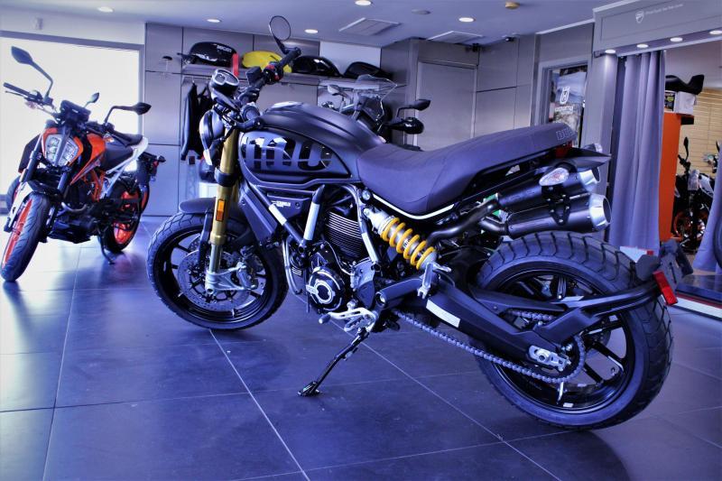 2021 Ducati Scrambler 1100 Sport Pro
