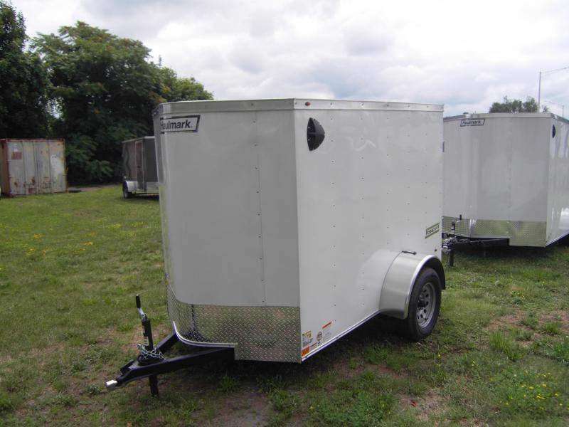 2020 Haulmark PP58S2 Enclosed Trailer