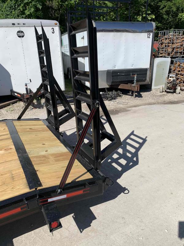 2021 Retco bobcat trailer Equipment Trailer
