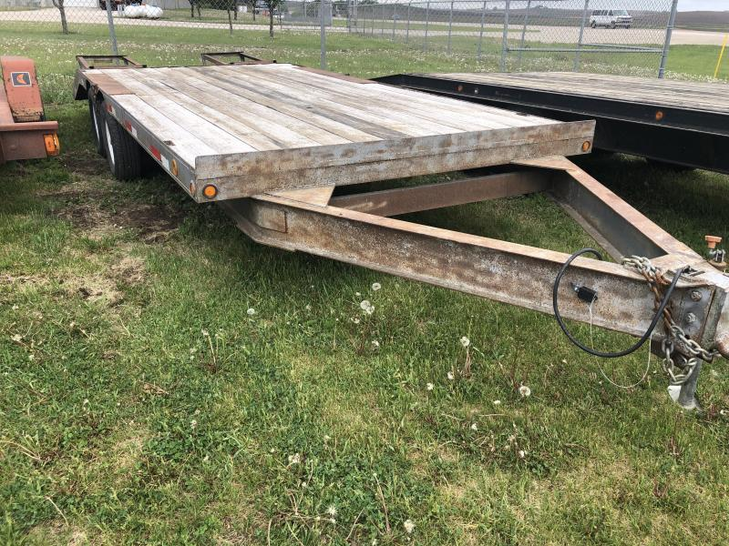 1997 Other 16' BP Flatbed Trailer