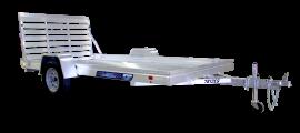 2021 Aluma 7812ES A Utility Trailer