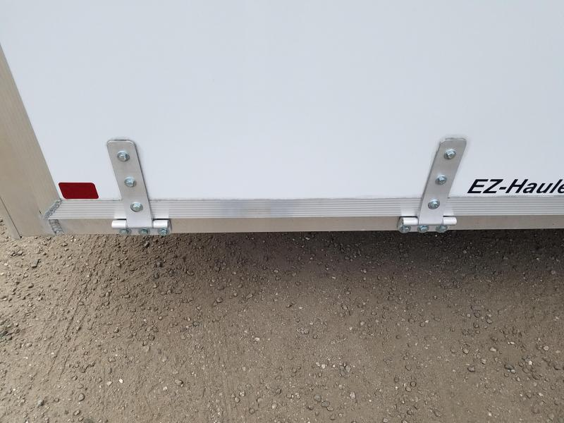 2020 Mission MCH8.5x24-IF Enclosed Cargo Trailer with ramp & side door
