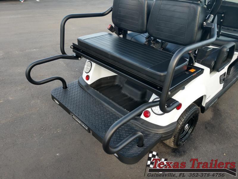 2021 Columbia Vehicle Journeyman 4+2 Street Legal Golf Cart