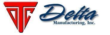 2021 Delta Manufacturing 500BT Livestock Trailer