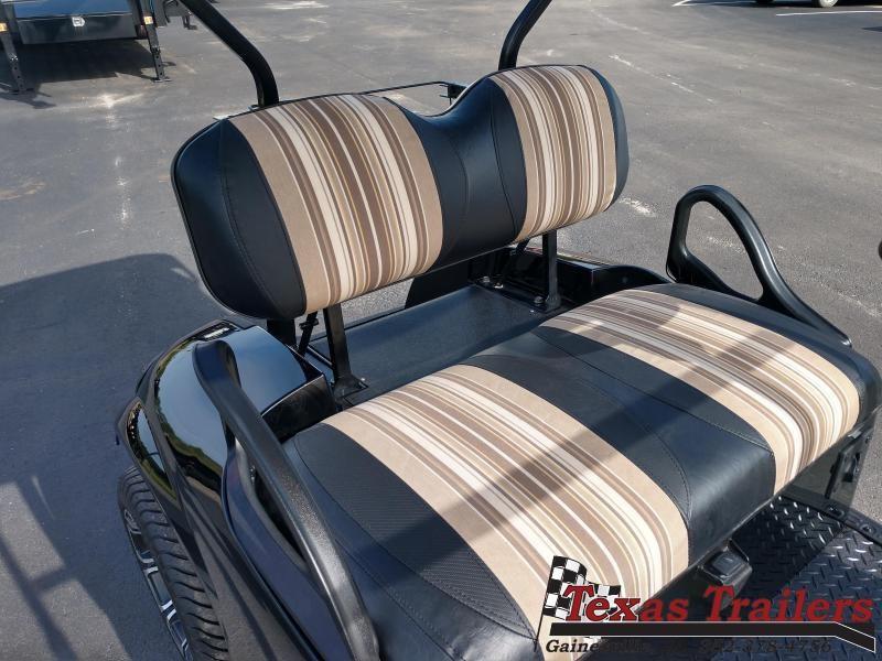 2016 EZ-GO TXT 48 Volt Electric Custom Golf Cart
