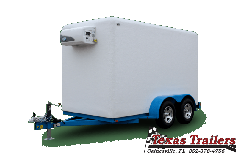 2021 Polar King Mobile PKM612 6X12 Freezer / Refrigerated Trailer